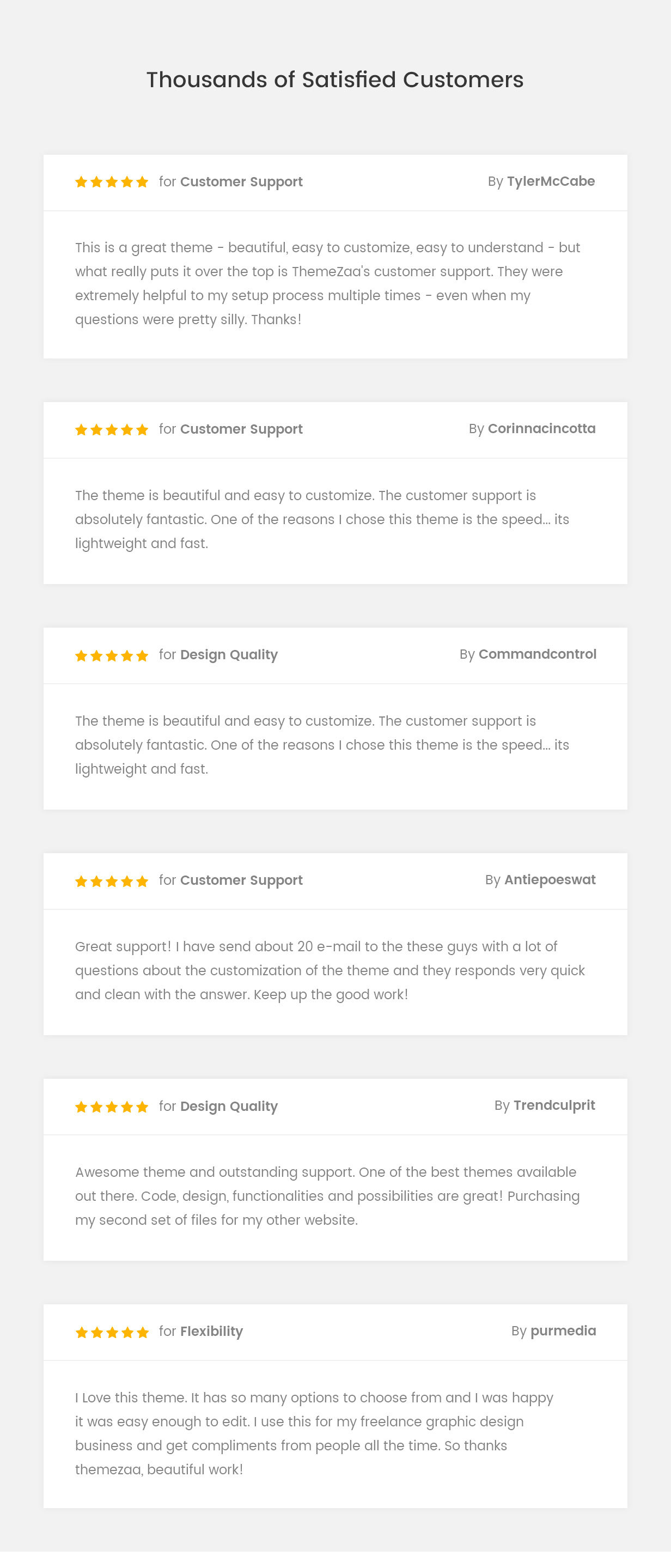 \ pofo wordpress satisfied customers - Pofo – Creative Portfolio and Blog WordPress Theme